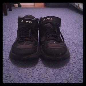 Air Jordans Good condition Men's Black
